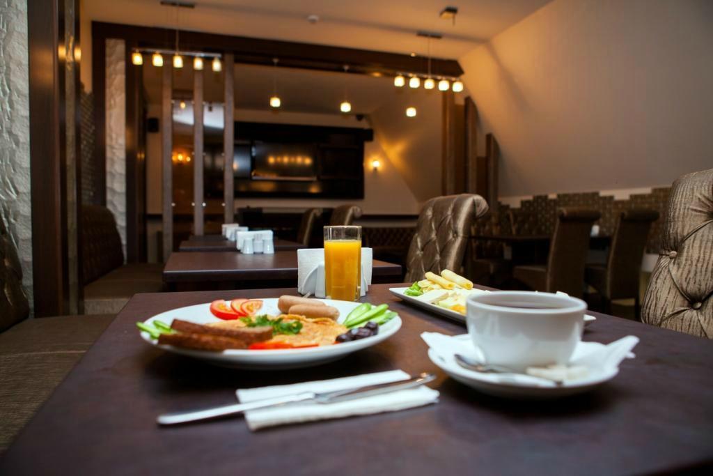 Шведский стол (Buffet Breakfast, BB)