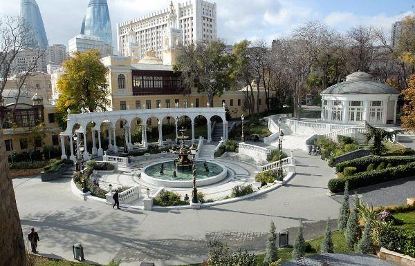 Philarmonic Park Baku